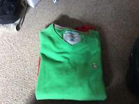 Bundle of XL XXL Men's branded clothes
