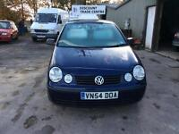 Volkswagen Polo 1.4TDI 2005MY Twist