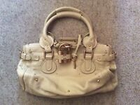 Designer Chloe Padlock handbag for sale