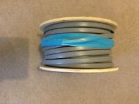 Nearly new roll of twin and Earth 10mm cooker cable