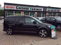 2012 VOLKSWAGEN CADDY MAXI 2.0 C20 TDI 140 BHP 20 CADDYS IN STOCK OPEN 7 DAYS DI