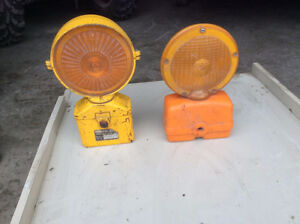 Old reflector flashers