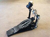 Foot pedal for bass drum