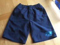 Animal boys swimming shorts excellent condition size 11-12 years old