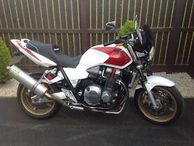 Honda CB1300 - 2008 58 plate, excellent condition & low mileage