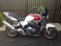 Honda CB1300 - 2008 58 plate, excellent condition & low mileage