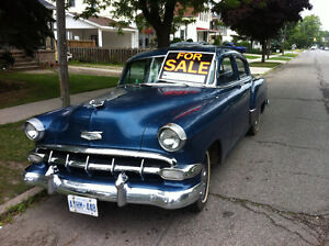 1954 Chev for sale 6,800