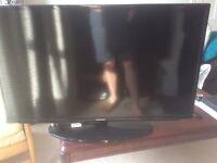 "Samsung 40"" TV- not turning on"