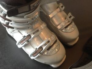 Bottes de ski pour femme