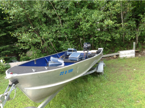 Used 2002 Princecraft 16'5