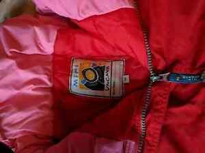 3x mini ungava girls red high quality snow pants  Gatineau Ottawa / Gatineau Area image 2