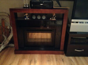 Fireplace, electric. Dimplex, asking $ 150.00
