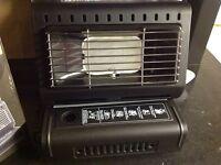 Hire gear gas heater