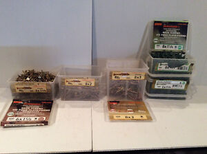 Deck / Wood Screws Various Sizes