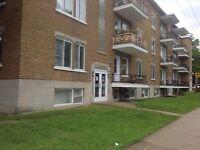 41/2  (étage et demi s.sol)Quartier St-Sacrement/Montcalm