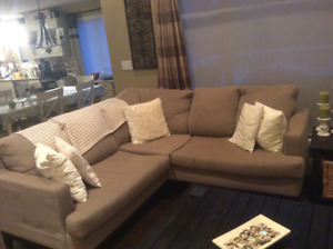 7x7 Foot Sectional Couch Free Delivery