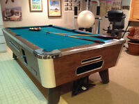 Table de billard (aubaine)