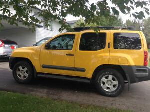 2006 Nissan Xterra SUV, Crossover