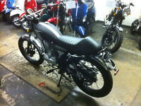 MASH Roadstar 50 Moped. Gear Moped. Learner legal