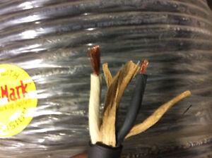 1000 feet of. 14/2 flexible cord. 600 volt