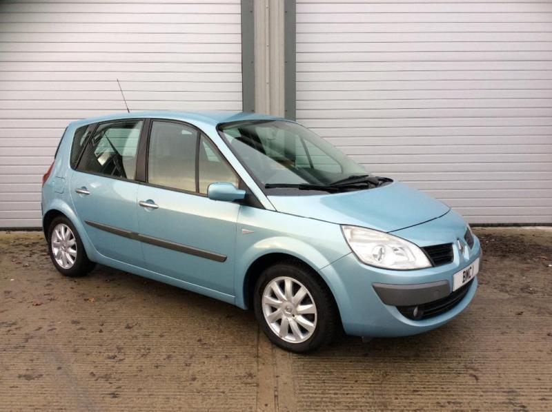 2007 renault scenic 1 5 dci dynamique 5dr in norwich norfolk gumtree. Black Bedroom Furniture Sets. Home Design Ideas