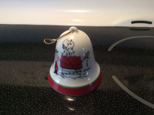 Charlie Brown Christmas Bell