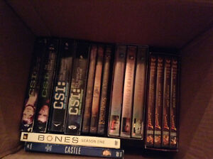 Series DVD's Movies and TV Show's