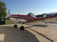 Cessna Ag Truck