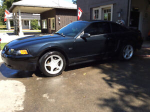 2000 Ford Mustang GT, excellent condition