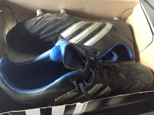 Men's size 10 1/2 cleats Addidas $20.00