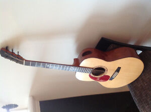 Hand made, Left Handed Steel String Guitar Peterborough Peterborough Area image 3