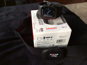 Montre de course GPS Polar M400