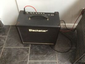 Blackstar HT5 valve amplifier & Guitar Package