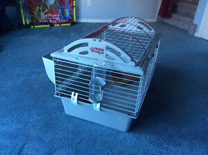 Cage a lapin ( convient a rat, souris, hamster..rongeurs)