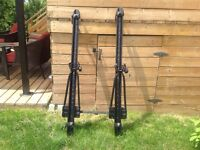 Support vélo double, ajustable (bike rack)