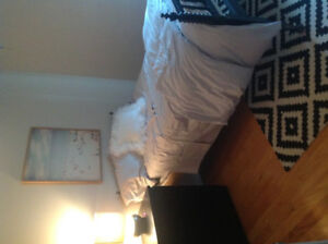 Furnished room in 2 bedroom condo, in Bedford