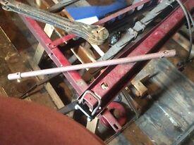 Austin 7 Drag Link
