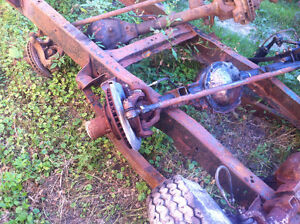 Chevy 10 bolt Dana 44 axles and axle parts for sale 1979 1980 Kitchener / Waterloo Kitchener Area image 2
