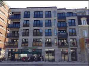 1 Bedroom within a 2 bedroom apartment 5 minute walk to McGill