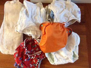 Misc cloth diapers