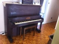 Piano Newcombe from Willis & Co