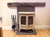 Charnwood Wood burning stove 6kw