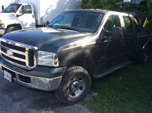 2005 Ford F 350 Crew cab 6.0 Turbo diesel auto 220 kms $8999.00