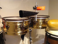 TIMBALE, Conga & Bongo Lessons $25. an Hour.