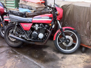'81 GPZ615 (550 with Big Bore kit)