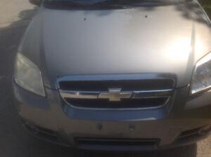 2009 Chevrolet Aveo Sedan