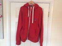 Super dry hoodie jacket
