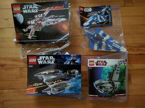 20 LEGOS Star Wars & 10 autres ensembles West Island Greater Montréal image 3