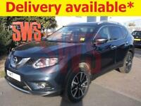 2017 Nissan X-Trail N-Vision DCi 4x4 1.6 DAMAGED REPAIRABLE SALVAGE