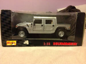 Hummer (Hard Top) - Die Cast Metal Vehicle - (Collectible)